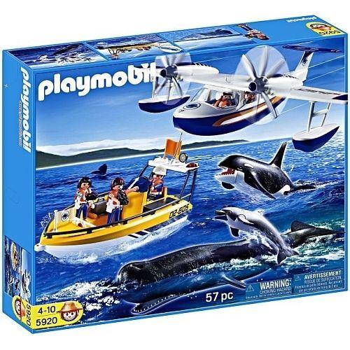 Playmobil 5920 - Marine Mammals - Box
