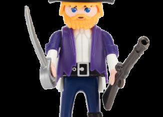 Playmobil - QUICK.2016s3v10 - Quick Magic Box: Super4 Pirata