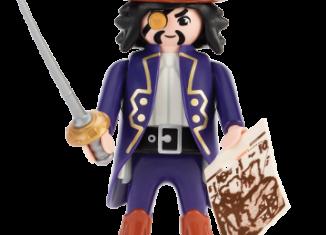 Playmobil - QUICK.2016s3v6 - Quick Magic Box: Super4 Pirata