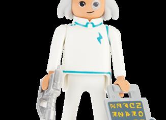 Playmobil - QUICK.2016s3v5 - Quick Magic Box: Super4 Dr.X