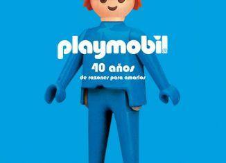 Playmobil - 00000-esp - Playmobil 40 años de razones para amarlos
