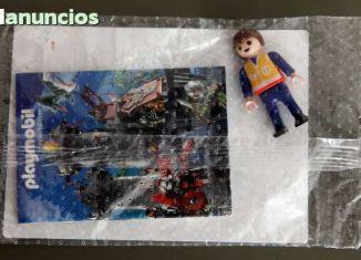 Playmobil - 4974-ger - ADAC Promotional Boy