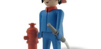 Playmobil - 00000 - Firefighter
