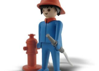 Playmobil - 00000 - Firefighter