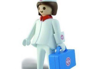 Playmobil - 00000 - Nurse