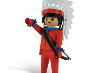 Playmobil - 00000 - Jefe indio