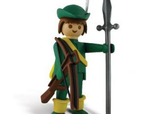 Playmobil - 00000 - Medieval archer