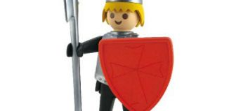 Playmobil - 00000 - Black knight