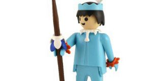 Playmobil - 00000 - Blue indian