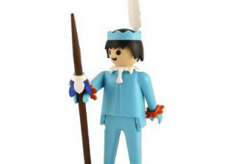 Playmobil - 00000 - Blue indian