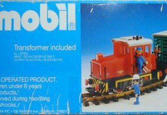 Playmobil - 4026-usa - Diesel Freight Train Set
