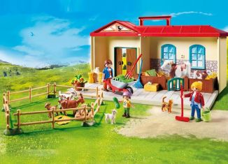 Playmobil - 4897 - Takeaway farm