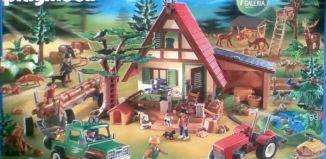 Playmobil - 5004 - Forsthaus Mega-Set