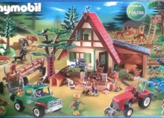 Playmobil - 5004 - Forest Mega-Set