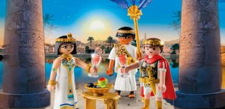 Playmobil - 5394 - Caesar and Cleopatra