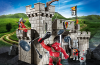 Playmobil - 5670-gre - Castle Gate with red troll