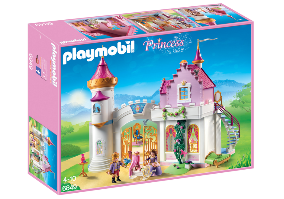 Playmobil Set 6849 Princess Palace Klickypedia