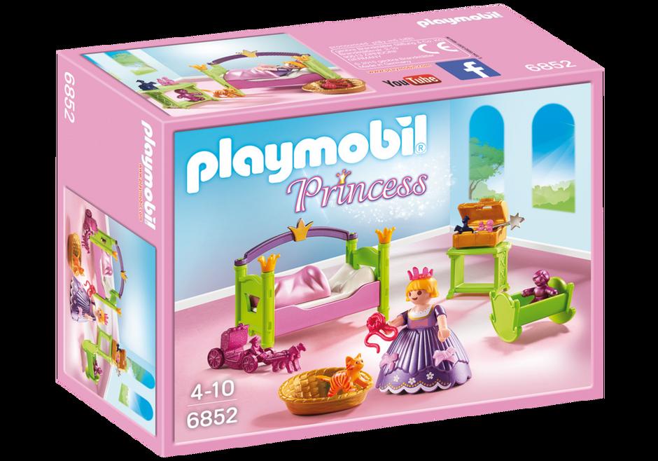 Playmobil 6852v1 - Royal Nursery - Box