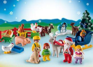 Playmobil - 9009 - Christmas on the Farm