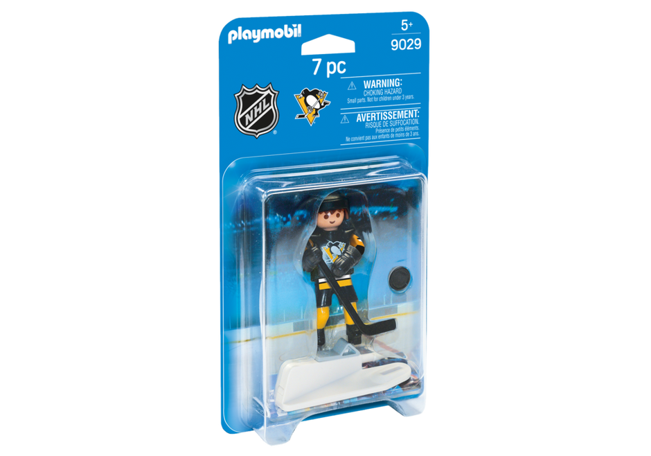 Playmobil 9029-usa - NHL® Pittsburgh Penguins® Player - Box
