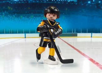 Playmobil - 9029-usa - NHL® Pittsburgh Penguins® Player