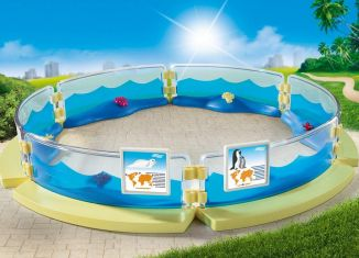 Playmobil - 9063 - Aquarium Enclosure