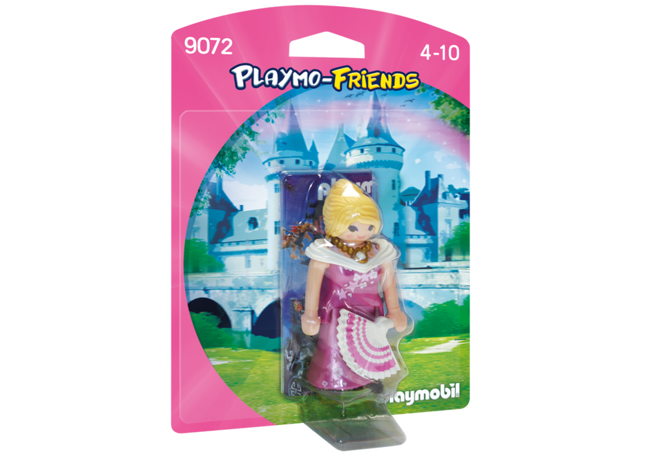 Playmobil 9072 - Royal Court Lady - Box