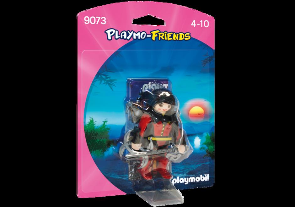 Playmobil 9073 - Combattante - Boîte