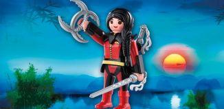 Playmobil - 9073 - Swordswoman