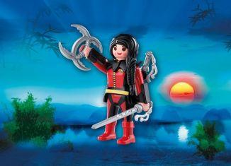 Playmobil - 9073 - Schwertkämpferin