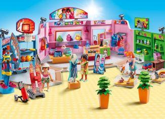 Playmobil - 9078 - Shopping Plaza