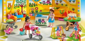 Playmobil - 9079 - Baby outfitters