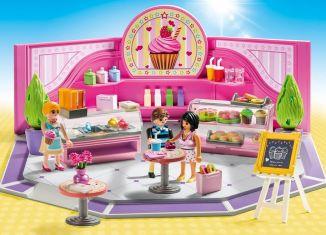 Playmobil - 9080 - Cupcake Shop