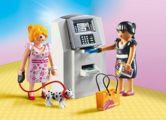 Playmobil - 9081 - Cash machine