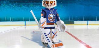 Playmobil - 9098-usa - NHL® NY Islanders® Goalie