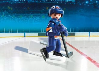 Playmobil - 9099-usa - NHL® NY Islanders® Player