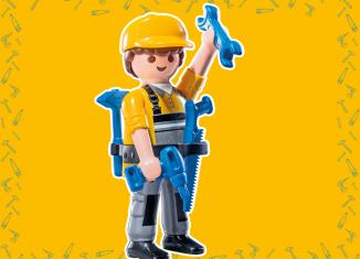 Playmobil - 9146v3 - Repairman