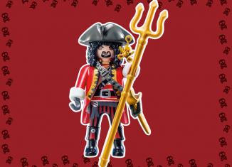 Playmobil - 9146v1 - Pirate captain