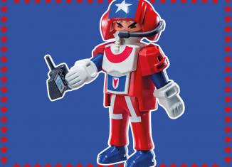 Playmobil - 9146v12 - Star Fighter