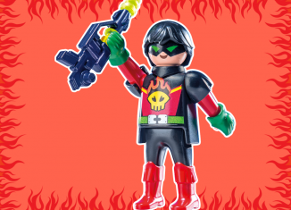 Playmobil - 9146v4 - Superhero
