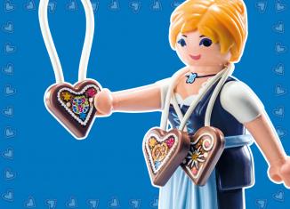 Playmobil - 9147v3 - Oktoberfest maid