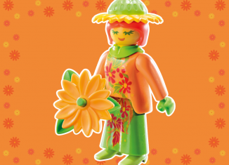 Playmobil - 9147v7 - Mrs Sunflower