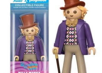 Playmobil - FU7779 - Willy Wonka and the Chocolate Factory - Wonka