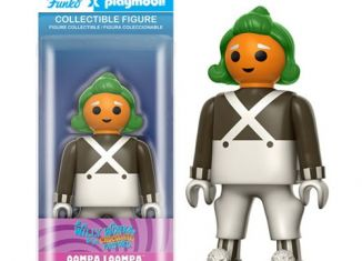 Playmobil - FU7780 - Willy Wonka and the Chocolate Factory - Oompa Loompa