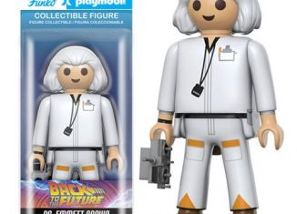Playmobil - FU7962 - Back to the Future - Doc Brown
