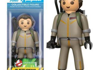 Playmobil - FU8817 - Ghostbusters - Peter Venkman