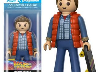 Playmobil - FU8859 - Back to the Future - Marty McFly
