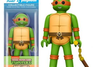 Playmobil - FU8408 - Teenage Mutant Ninja Turtles - Michelangelo