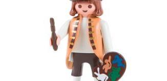 Playmobil - LADLH-27 - Artist - painter