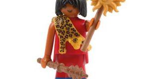 Playmobil - LADLH-25 - Aztec emperor